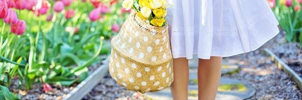 Barefoot Basket Blooming 413707